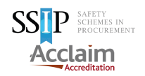 Thorn electrical contractors and electricians in Northamptonshire are SSIP accredited
